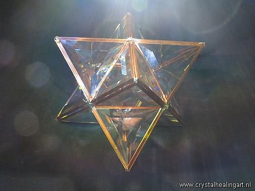 3d Prisma Merkaba sacred geometry merkabah