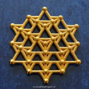 64 tetrahedron grid Merkaba matrix sacred geometry 3