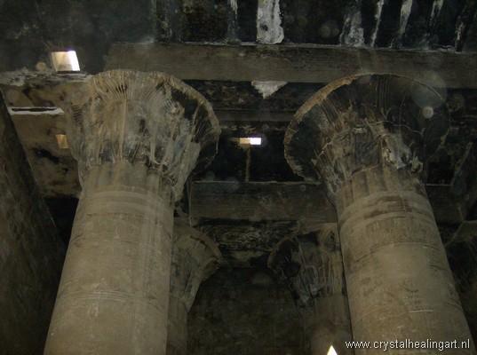 Edfu temple Egypt orbs 2