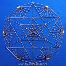 Merkaba matrix fractal