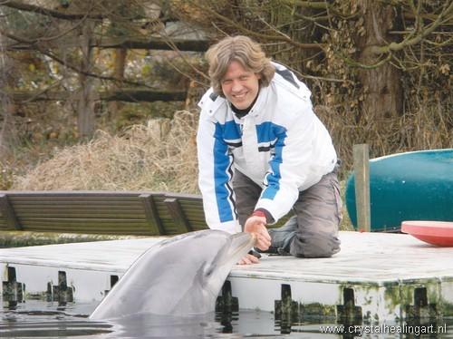 Niels Bagchus dolfijnen meditatie 2012