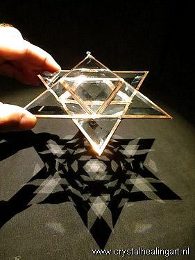 Prisma merkaba 3 geometrie