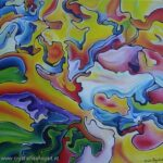 Schilderijen - Abstract
