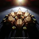 Crystal Merkaba Stargate Healing Art Light