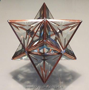 Prisma Merkaba 3d Merkabah Sacred Geometry