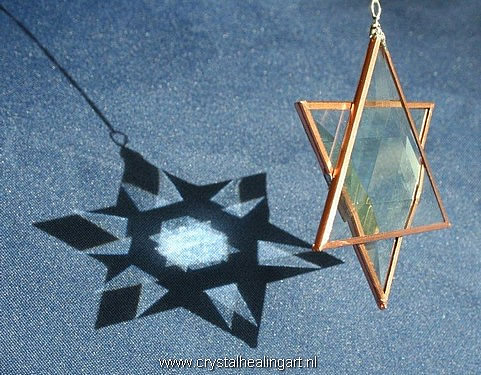 Prisma Merkaba Merkabah Mer Ka Ba light crystal healing art shadow lightbody
